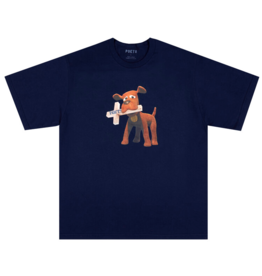 Poets Goliath T-Shirt - Navy