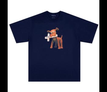 Goliath T-Shirt - Navy