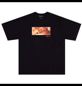 Poets Ace T-Shirt - Black