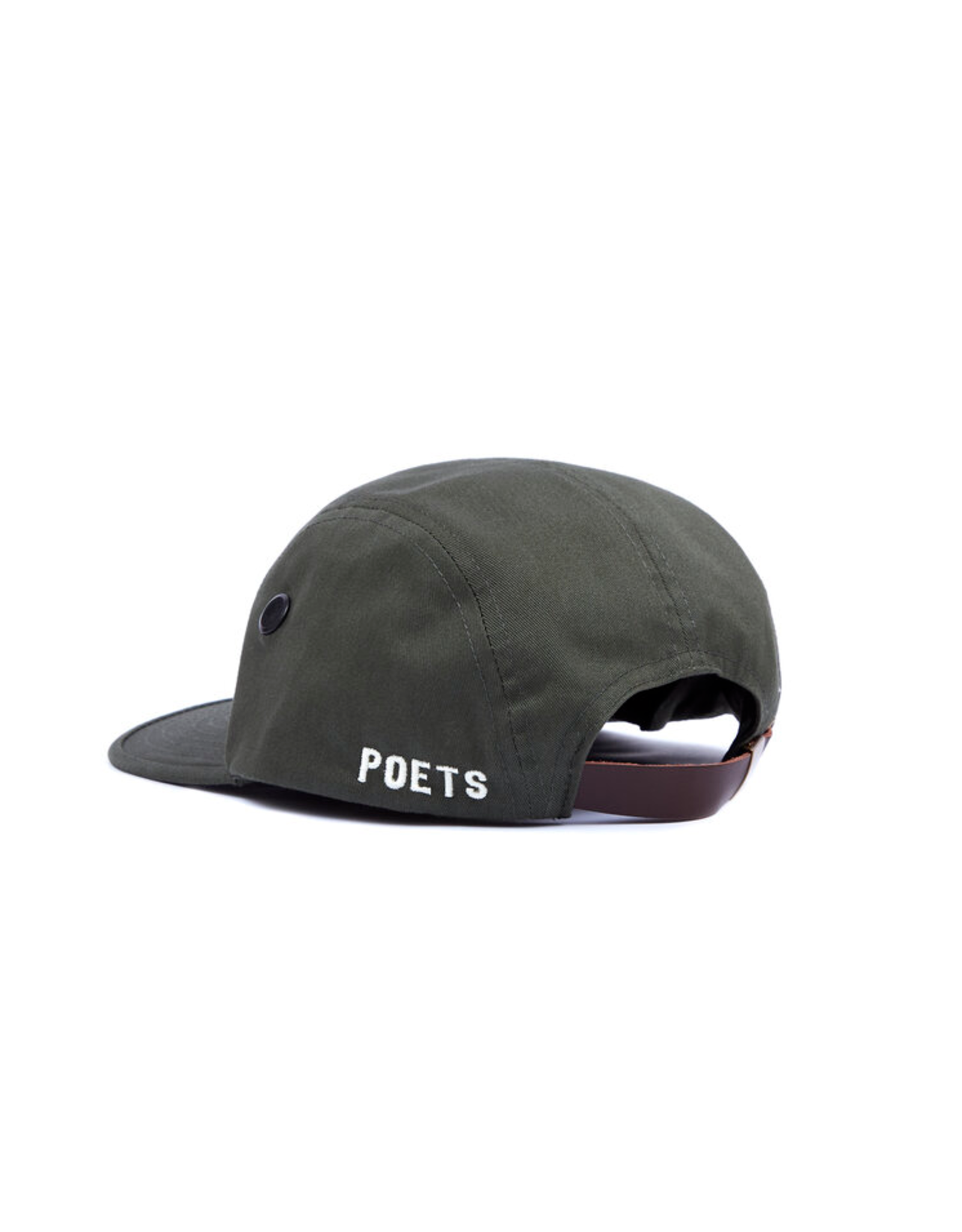 Poets Turtle Hill - Army Green