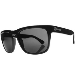 Electric Knoxville - Gloss Black - Grey Polarized
