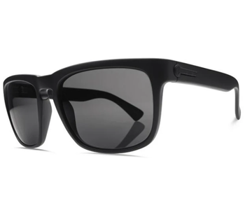 Knoxville XL - Gloss Black - Grey Polarized