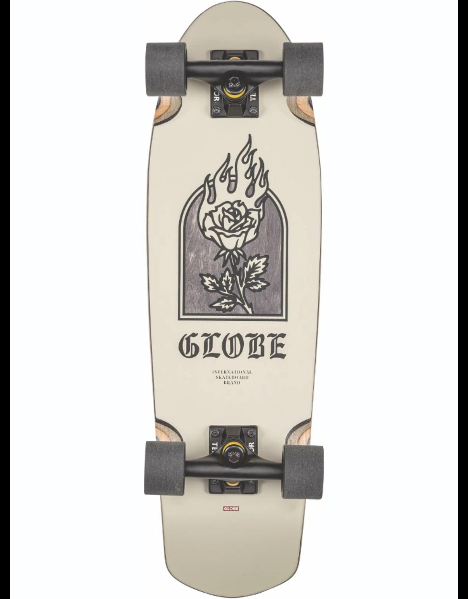 Globe Trooper - Off-White/Rose
