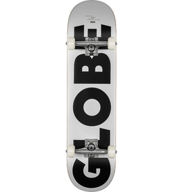 """Globe G0 Fubar - White/Black - 8"""""""