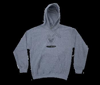 Temper Hoodie - Athletic Grey