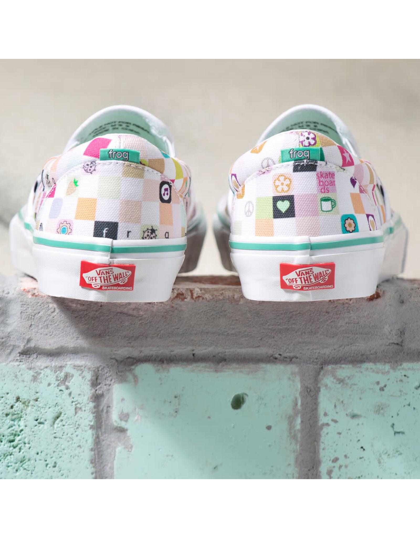 Vans x Frog Skate Slip-On Ltd