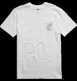 Emerica Spanky Pocket Tee - White