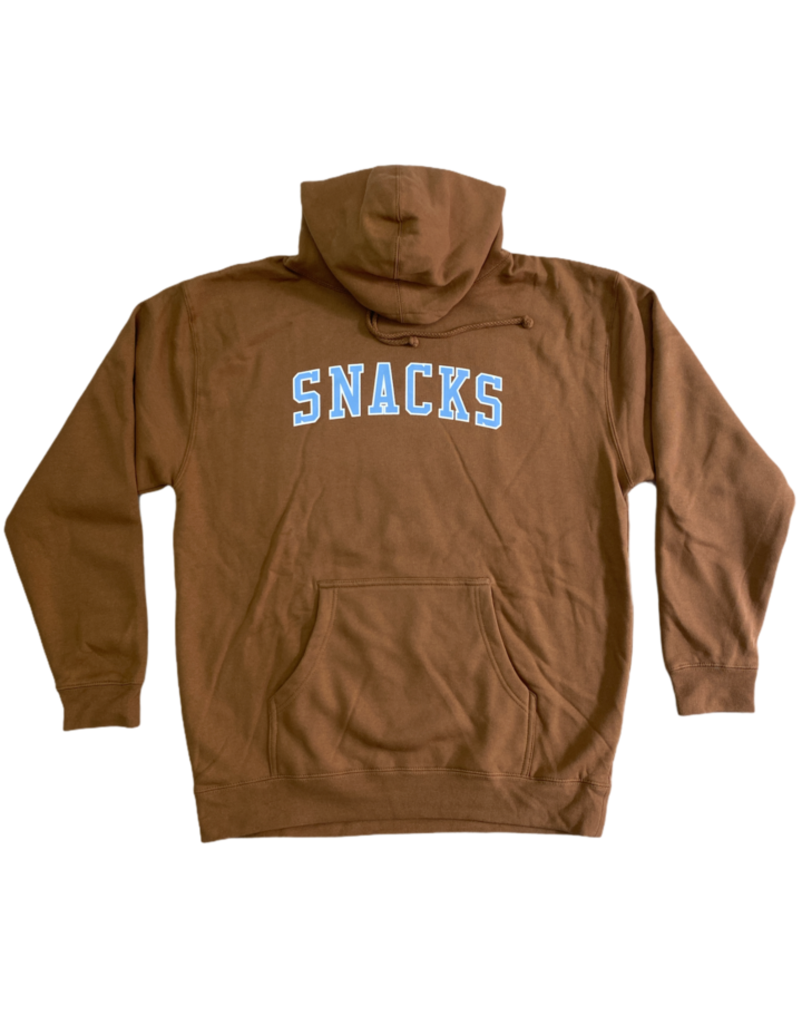 QuarterSnacks Varsity Arch Hoodie - Saddle