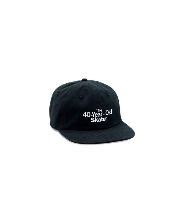 40 Year Old Cap - Black