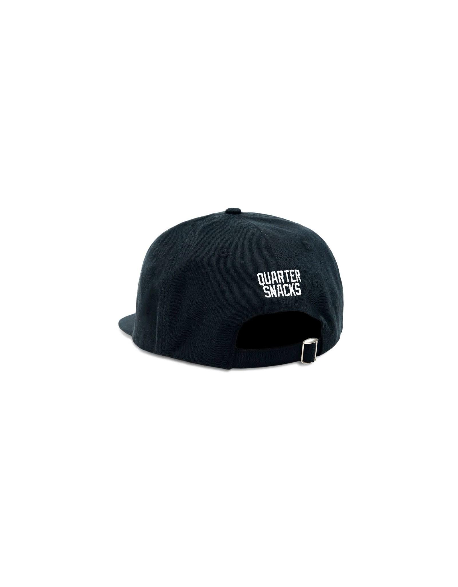 QuarterSnacks 40 Year Old Cap - Black