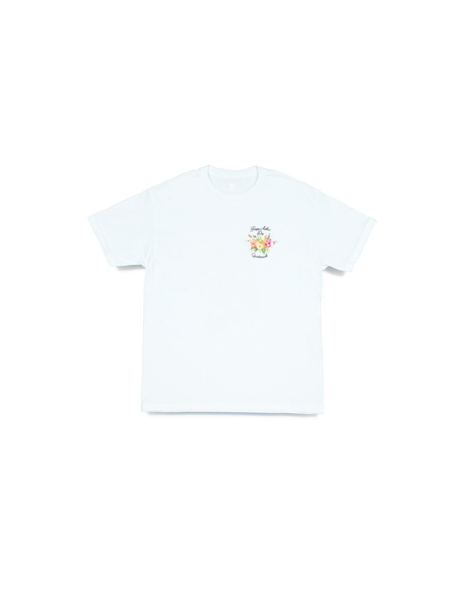 QuarterSnacks Mothers Day Snackman Charity Tee - White