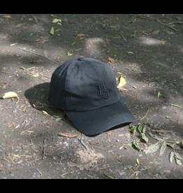 Palm Isle Stamp Cap - Black