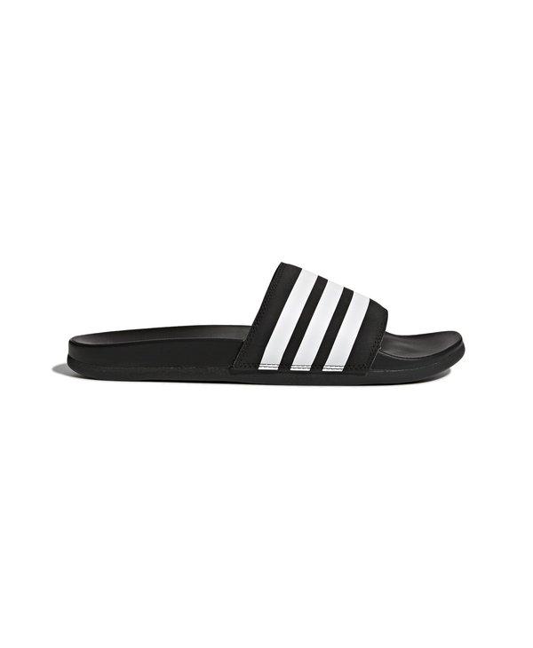 Adilette Comfort Slides - Black/White