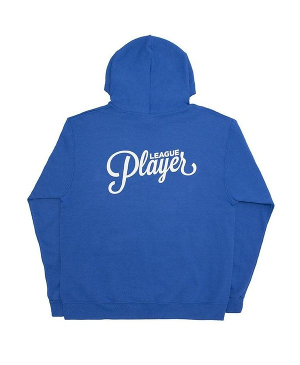 League Player Hoody - Royal Blue