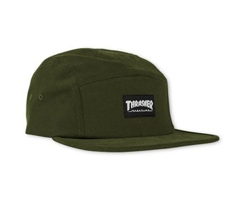 5 Panel Hat - Army