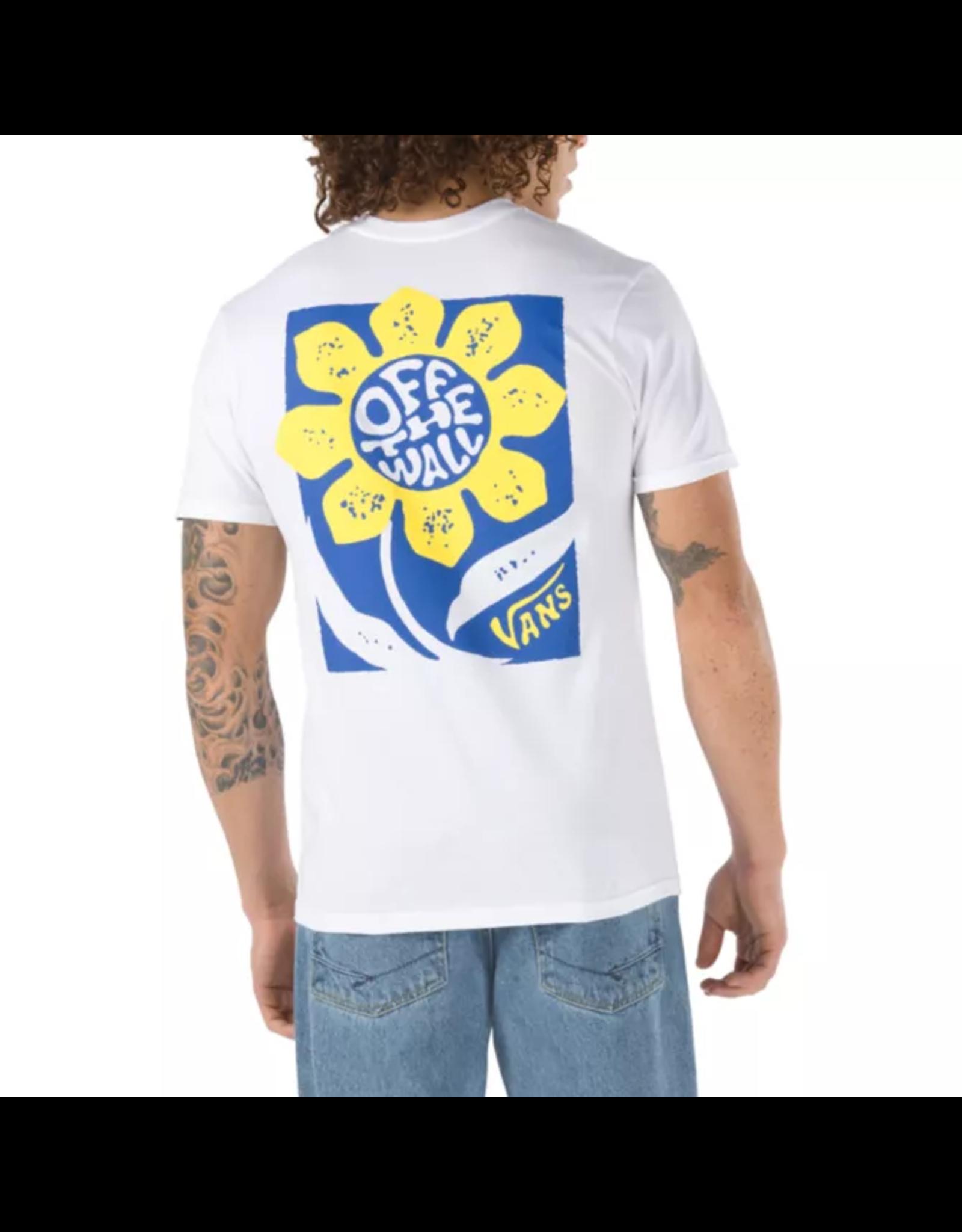 Vans Flower Daze T-Shirt - White