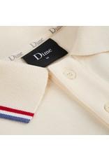 Dime Grass Polo Shirt - Cream
