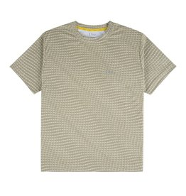 Dime Warp Sports T-Shirt - Beige