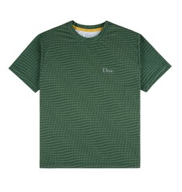 Dime Warp Sports T-Shirt - Dark Green