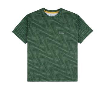 Warp Sports T-Shirt - Dark Green