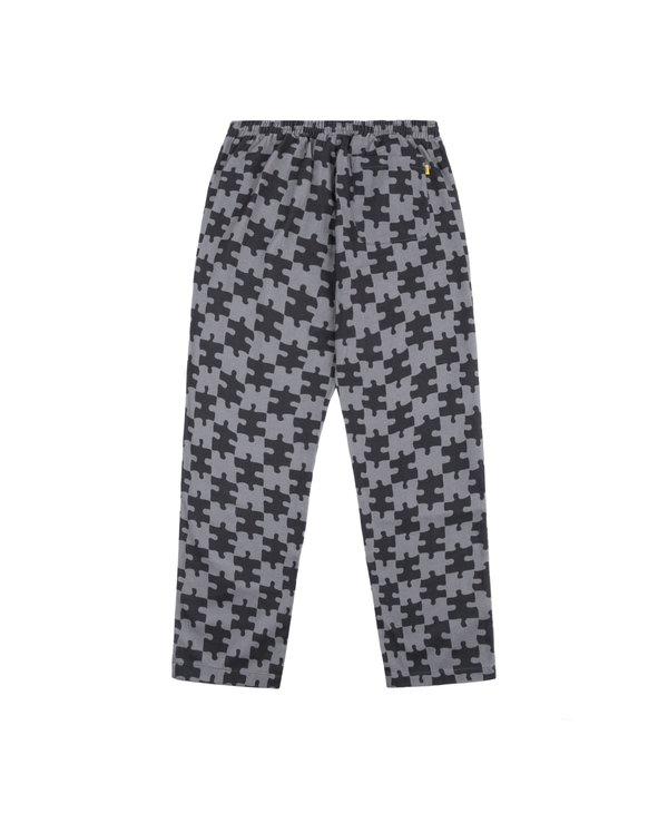 Puzzle Twill Pants - Charcoal