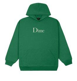 Dime Classic Plaid Hoodie - Green