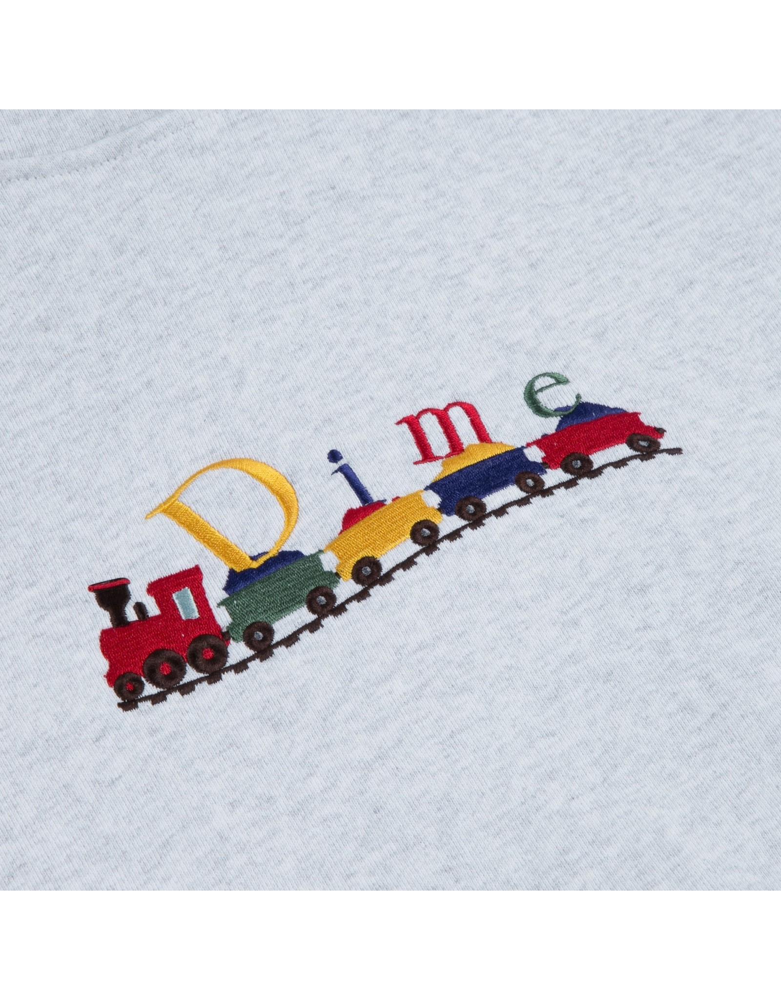 Dime Train Hoodie - Ash