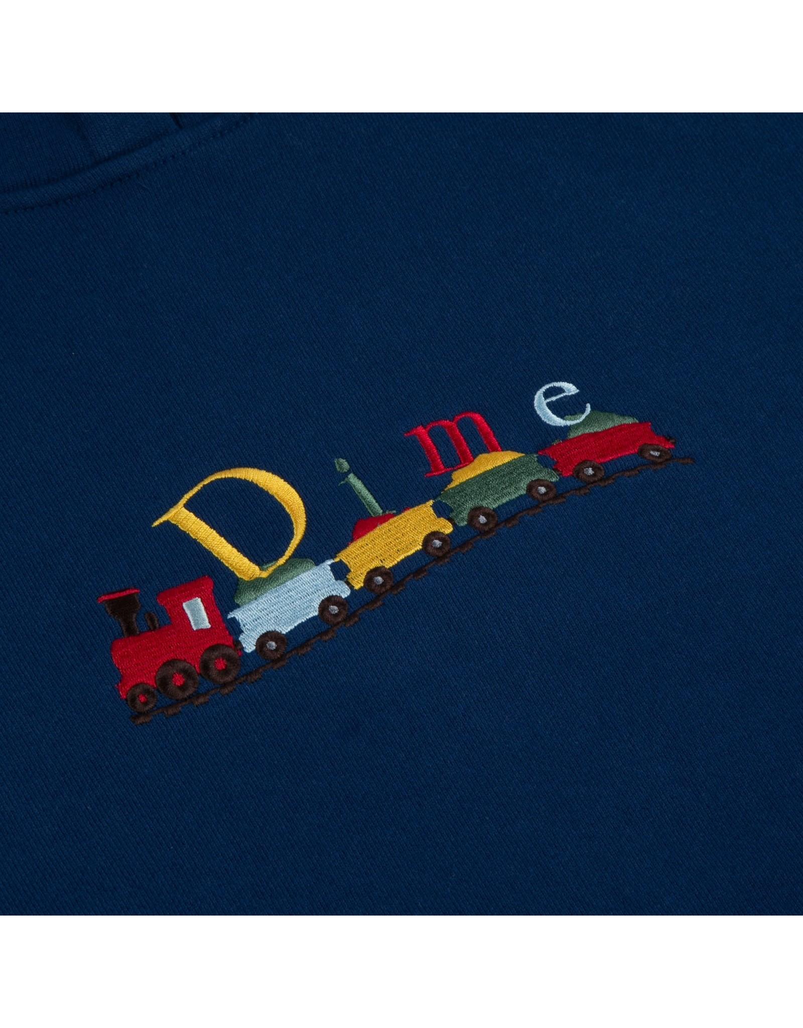 Dime Train Hoodie - Navy