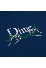 Dime Classic Grass Crewneck - Navy
