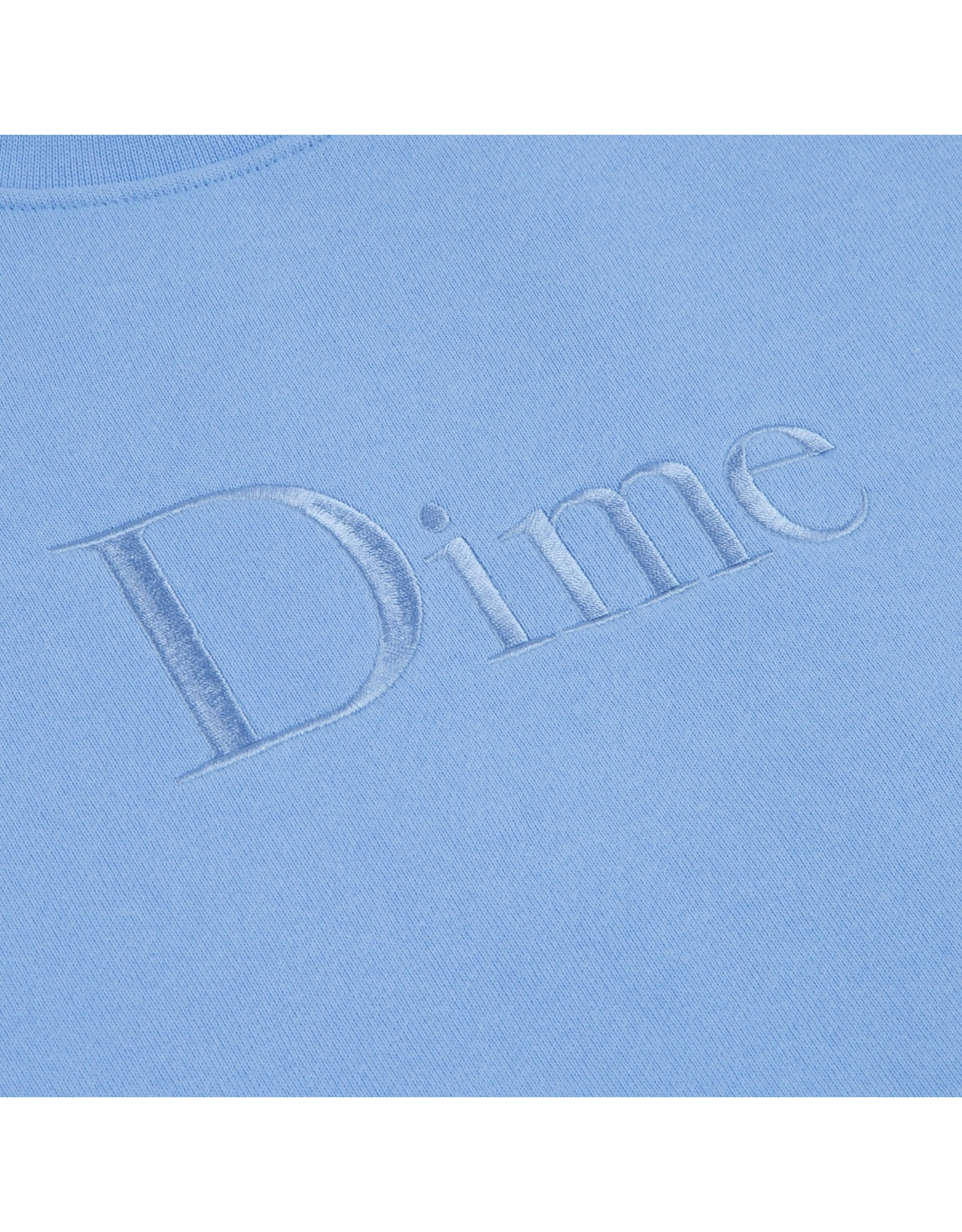Dime Classic Crewneck - Carolina Blue