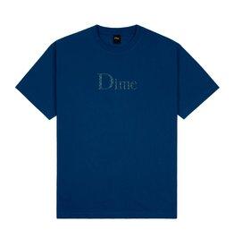 Dime Classic Plaid T-Shirt - Navy