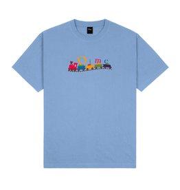 Dime Classic Train T-Shirt - Carolina Blue