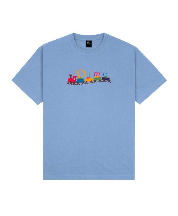 Classic Train T-Shirt - Carolina Blue