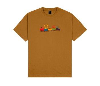 Classic Train T-Shirt - Coffee