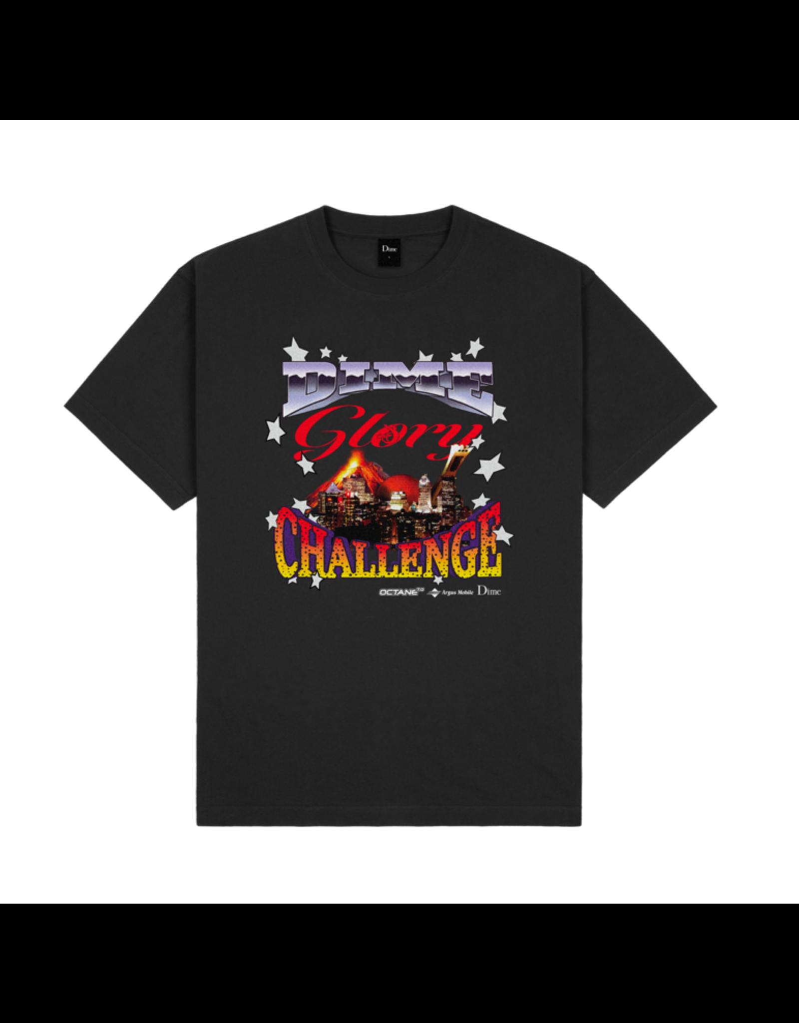 Dime Glory Challenge T-Shirt - Black