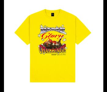 Glory Challenge T-Shirt - Yellow