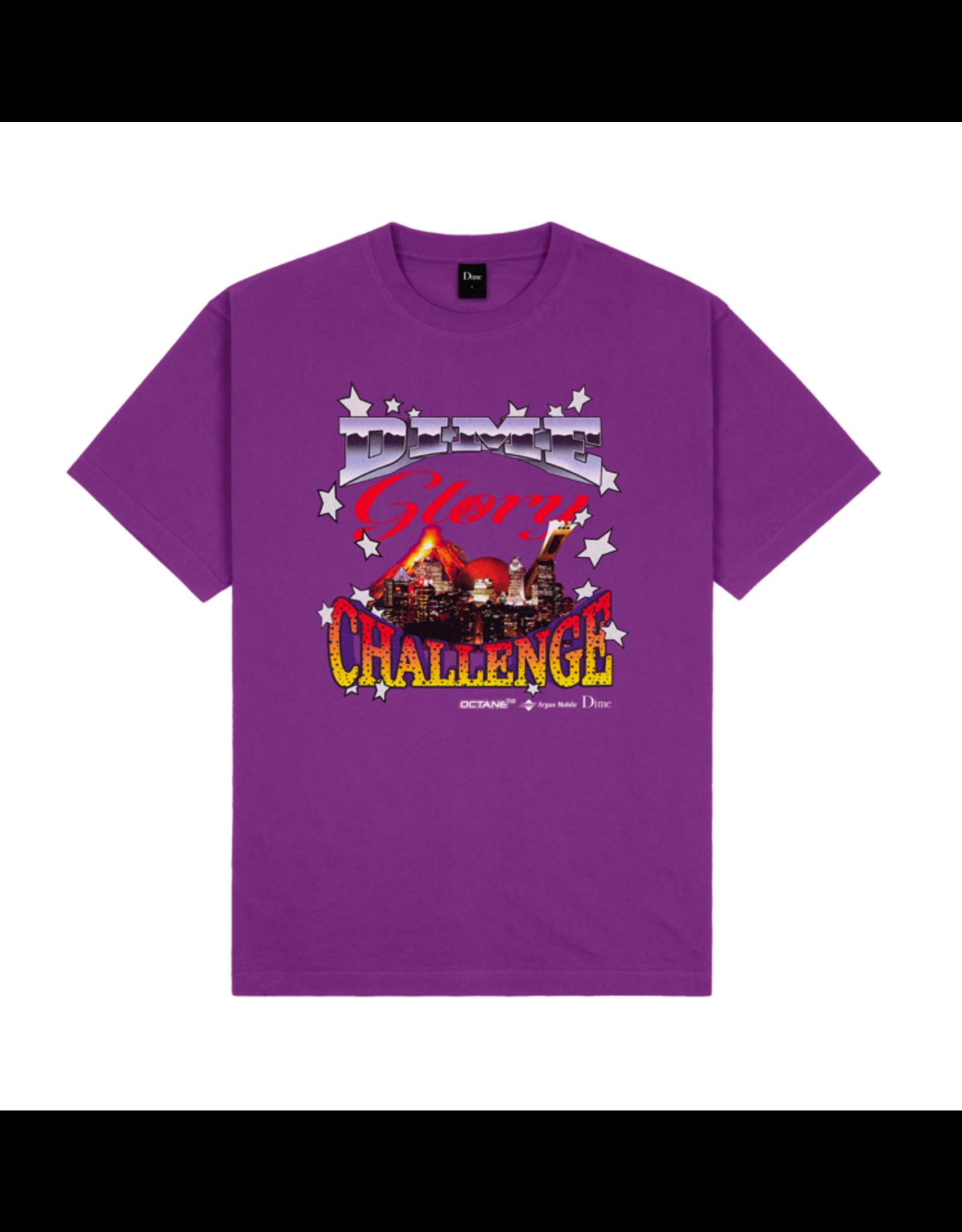 Dime Glory Challenge T-Shirt - Purple