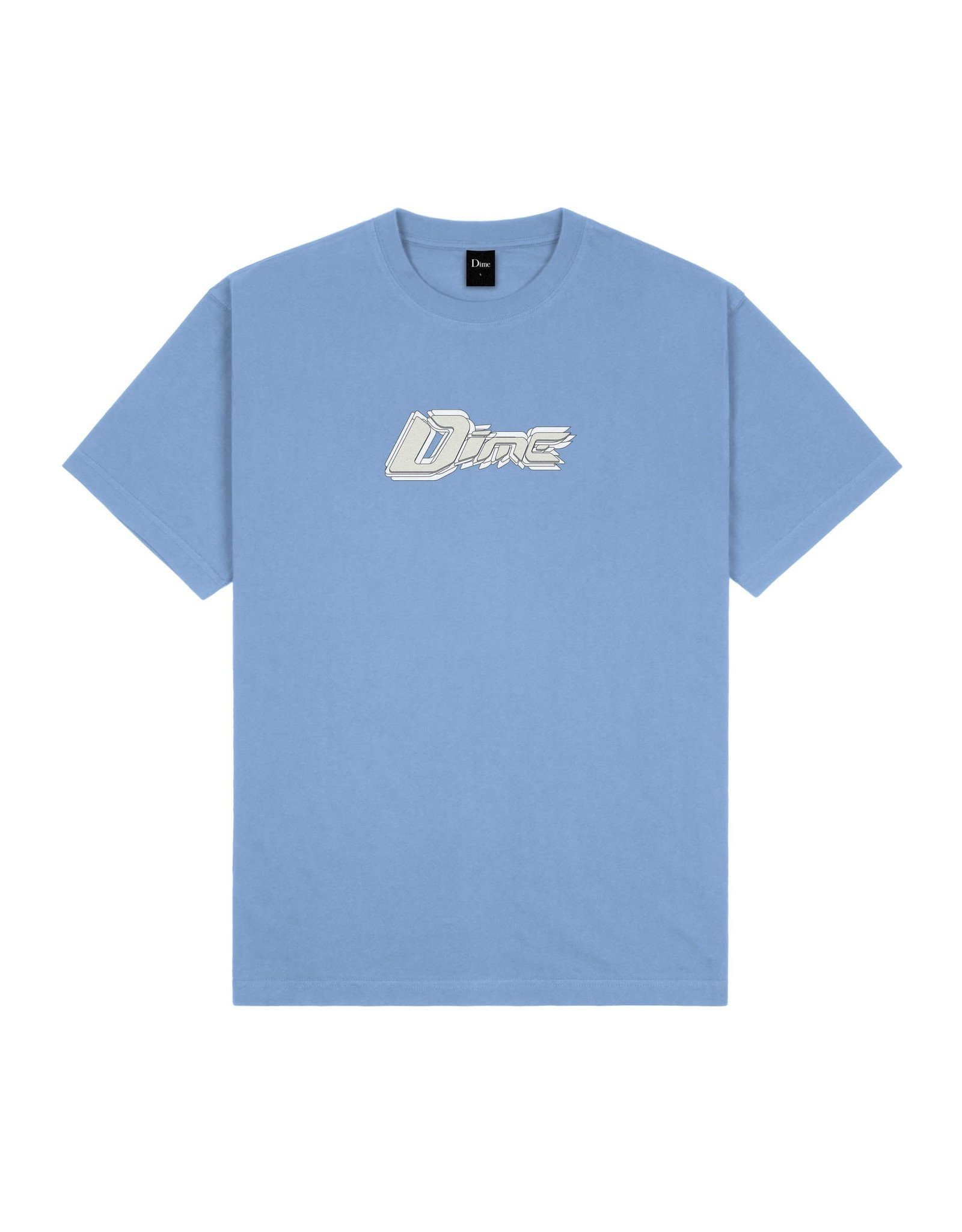 Dime Exo T-Shirt - Carolina Blue