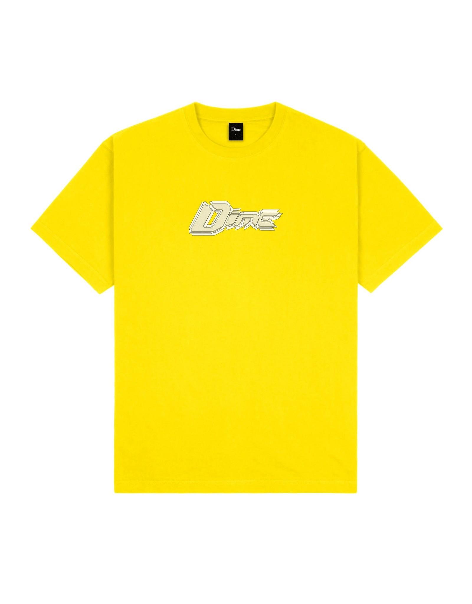 Dime Exo T-Shirt - Yellow