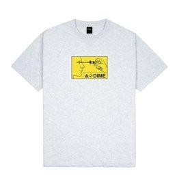 Dime Vision T-Shirt - Ash
