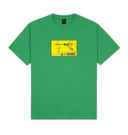 Dime Vision T-Shirt - Green