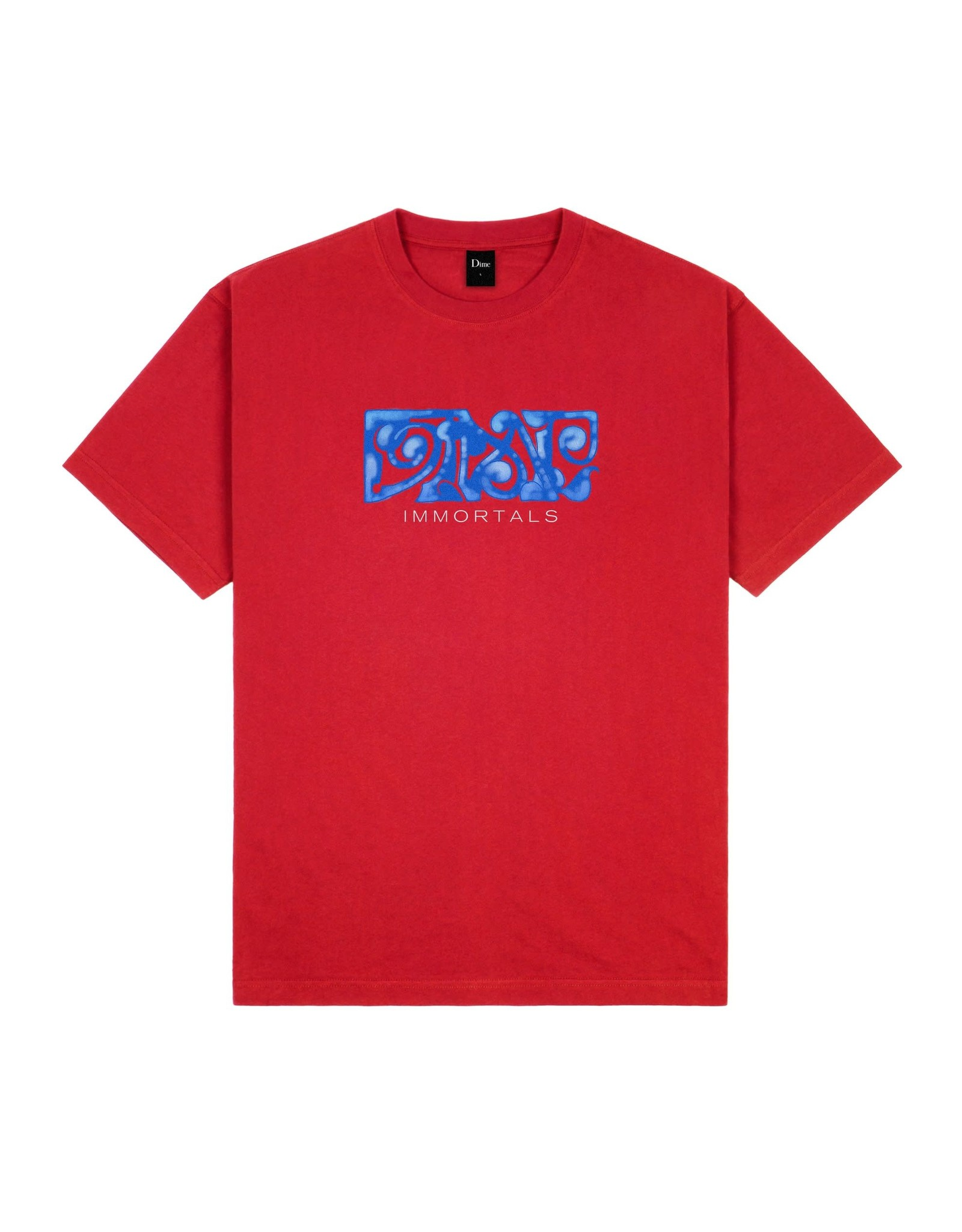 Dime Zeus T-Shirt - Cherry