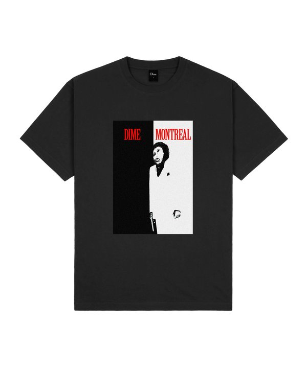 Restoration Face T-Shirt - Black