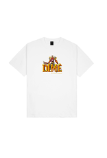 Dime By Leeroy Jenkins T-Shirt - White