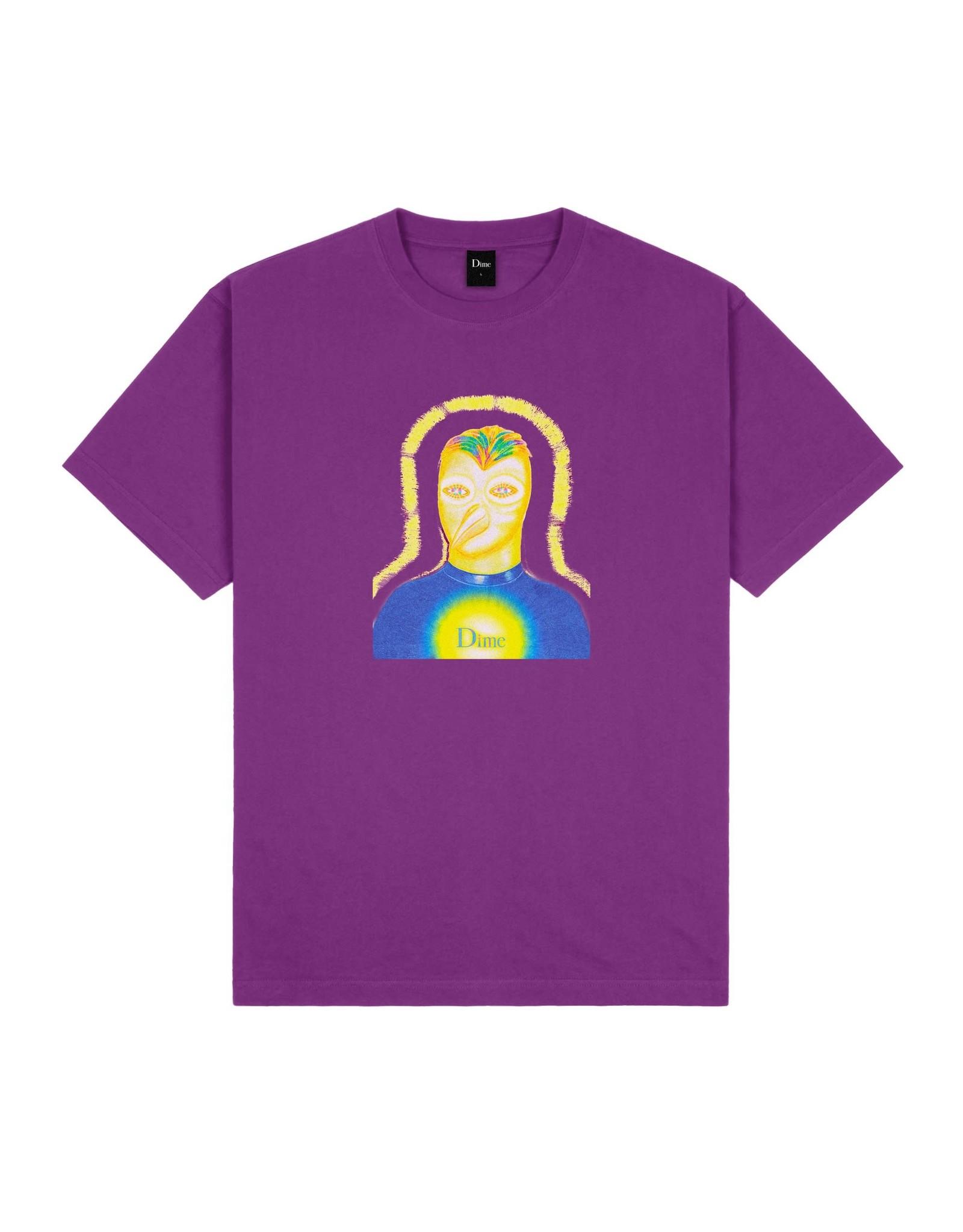 Dime Gorlaj T-Shirt - Dark Magenta