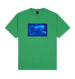 Dime Hug T-Shirt - Green