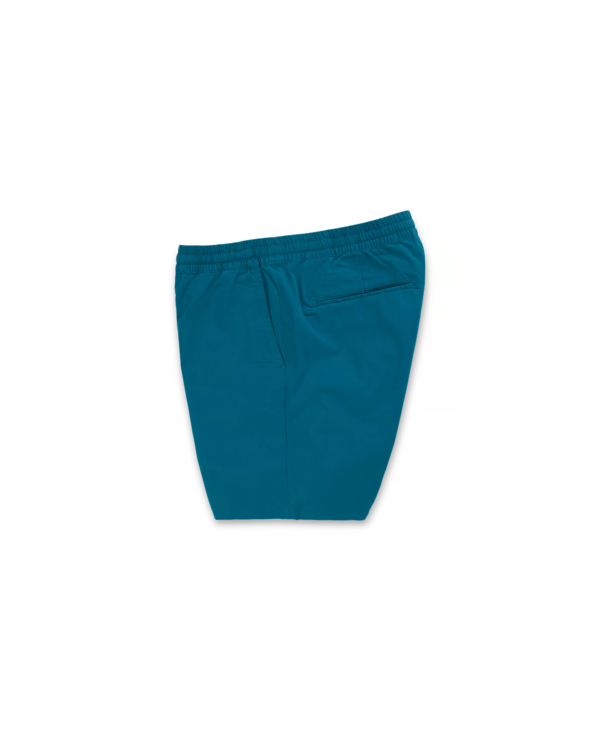 Boys Range Elastic Waist - Blue Coral