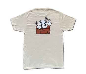 Missed Shot T-Shirt - Cream