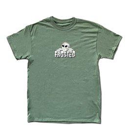 Frosted Jason T-Shirt - Green