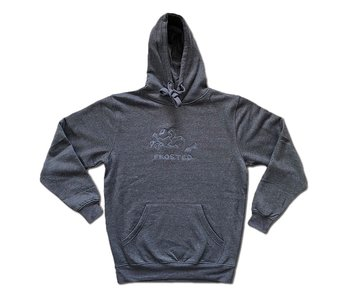 Classic Monday Hoodie - Charcoal